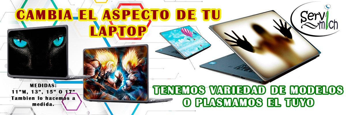 Enlace permanente a:Vinil Laptop Skin