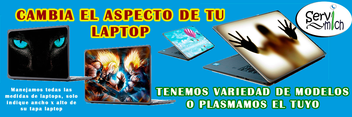 Enlace permanente a:Vinil Laptop Skin